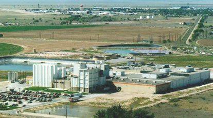 뉴멕시코 로즈웰 제조 시설